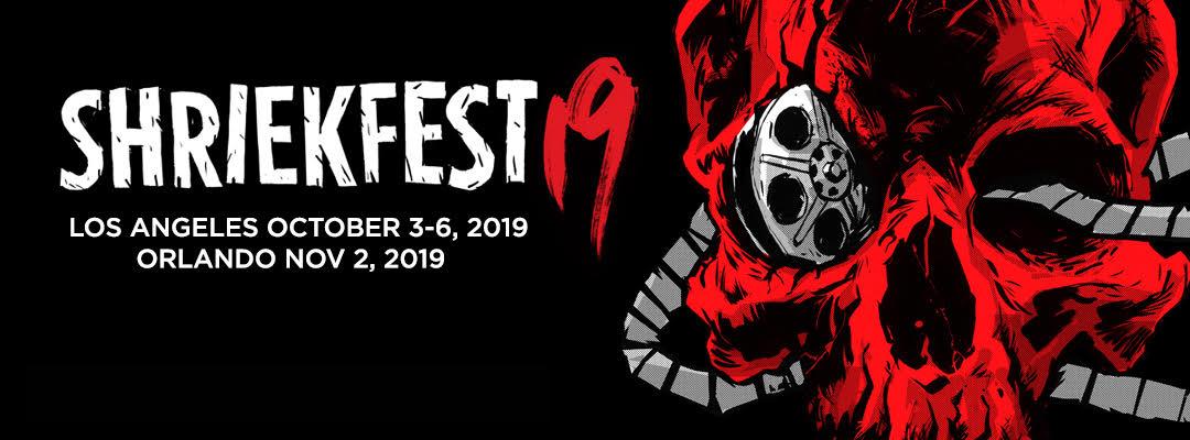 فستیوال shriekfest 2019