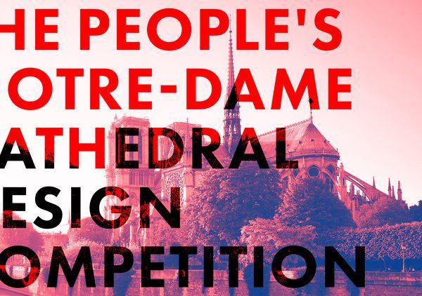مسابقه طراحی کلیسای نتردام