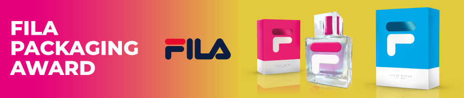 fila packaging award banner