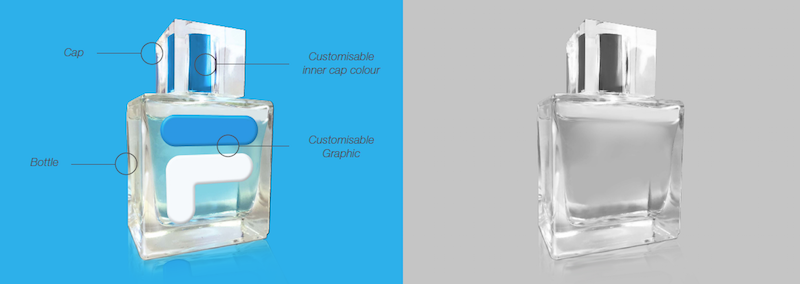 fila perfume packaging