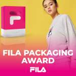 FILA packaging award مسابقه