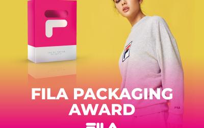 FILA packaging award مسابقه